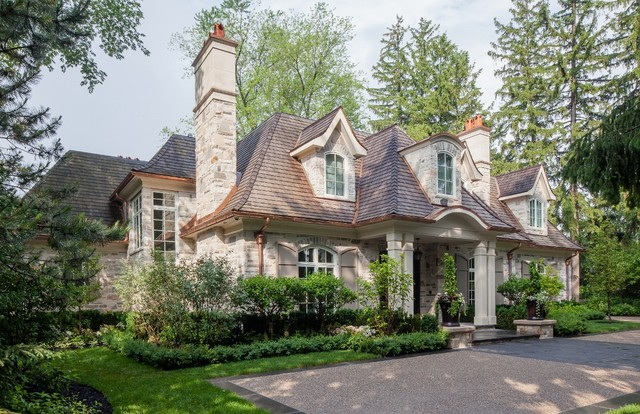 Old Oakville Front Exterior Traditional Exterior
