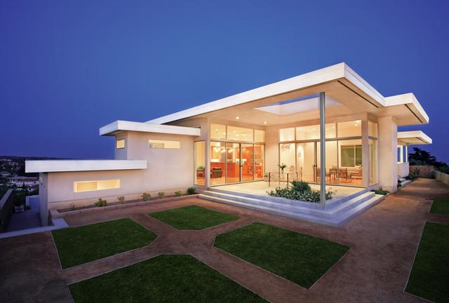 Olive Knoll Residence modern-exterior