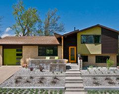 Olsen Residence midcentury-exterior