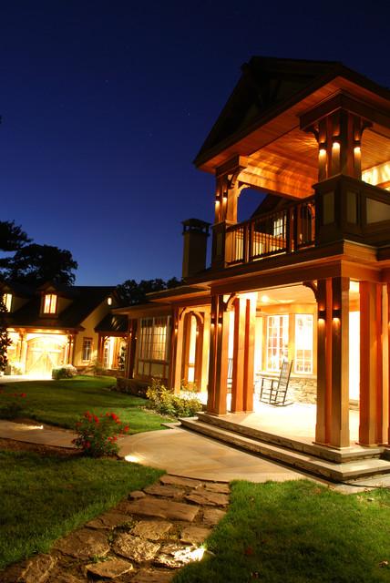 Open Door Farm farmhouse-exterior