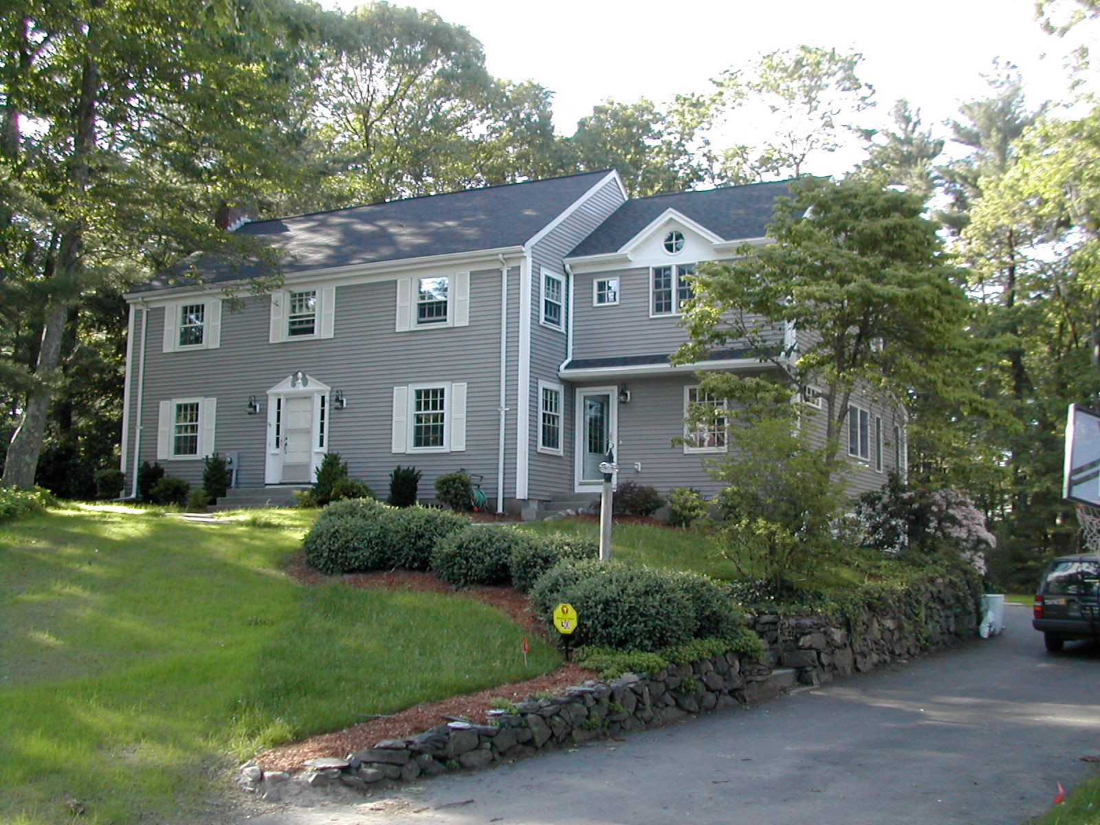 Open Plan Colonial Addition