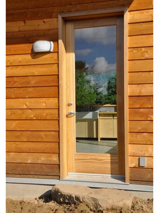 Modern Cedar Clapboard Siding Home Design Photos Amp Decor