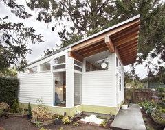 Orchid Studio modern-exterior