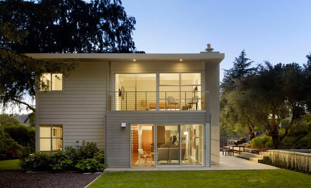 Orinda Residence Modern Exterior San Francisco By