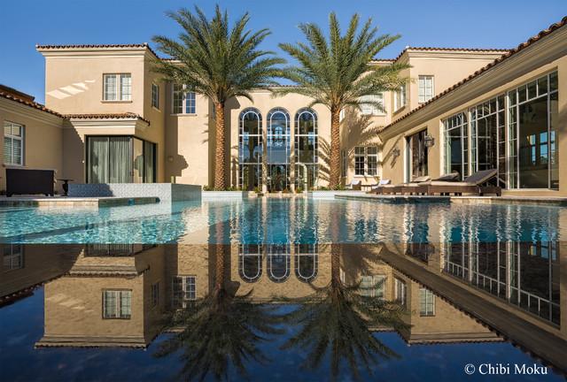 Orlando Fl Walt Disney Golden Oak Villa Verona By Jones Clayton Constructio Eclectic
