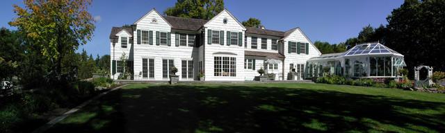 Orono Estate traditional-exterior