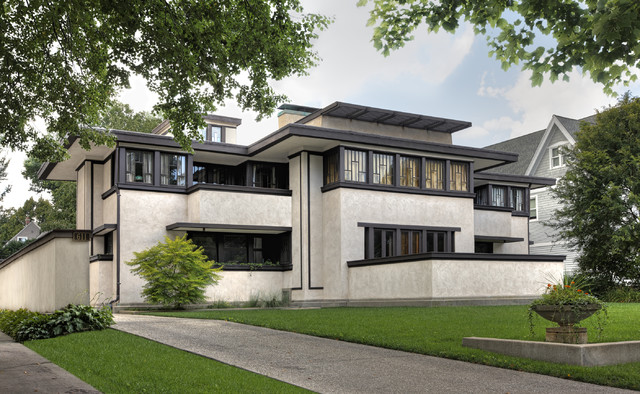 Roots Of Style Prairie Architecture Ushers In Modern Design