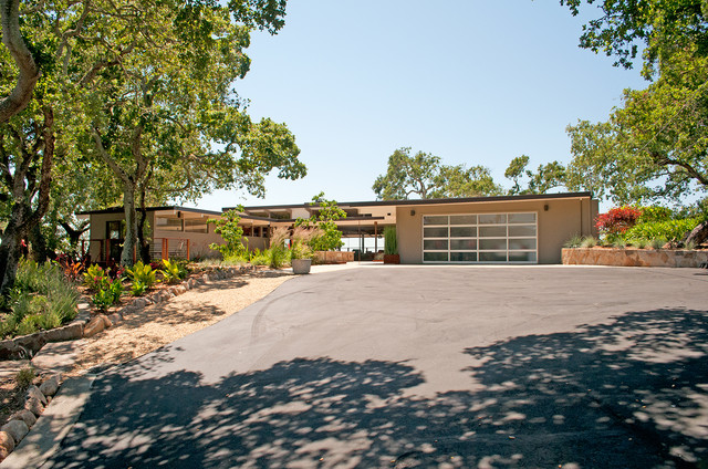 Our 1954 Mid Century Ranch Home, Napa, CA midcentury-exterior