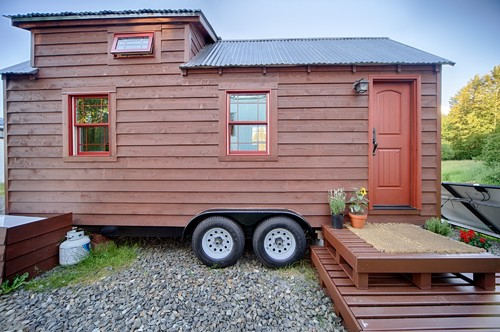 Our Tiny Tack House