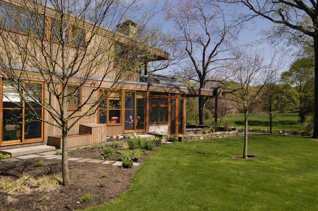 Outdoor Area contemporary-exterior