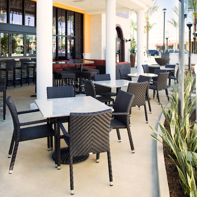 Outdoor Furniture for Commercial, Contract/Hospitality Spaces exterior - Outdoor Furniture For Commercial, Contract/Hospitality Spaces