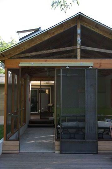 outdoor Living modern-exterior