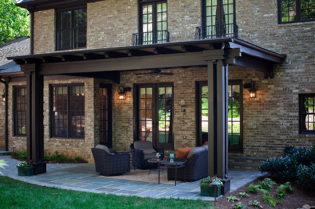 Outdoor Living traditional-exterior