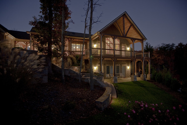 Outdoor Living Projects traditional-exterior