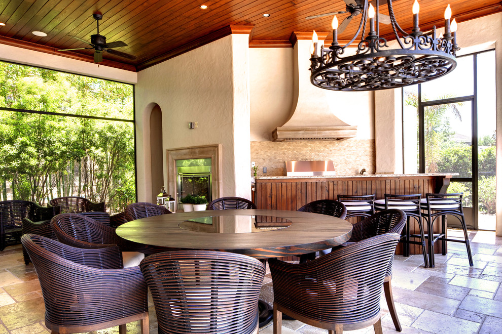 Outdoor Living - Mediterranean - Exterior - Orlando - by ... on Sunscape Outdoor Living id=59420