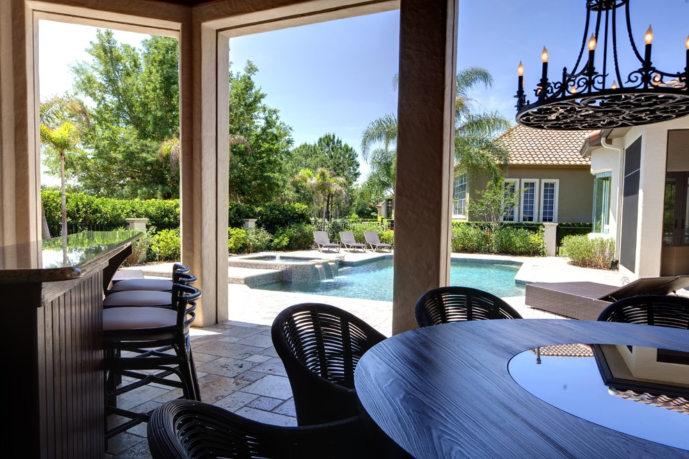 Outdoor Living - Mediterranean - Exterior - Orlando - by ... on Sunscape Outdoor Living id=93597