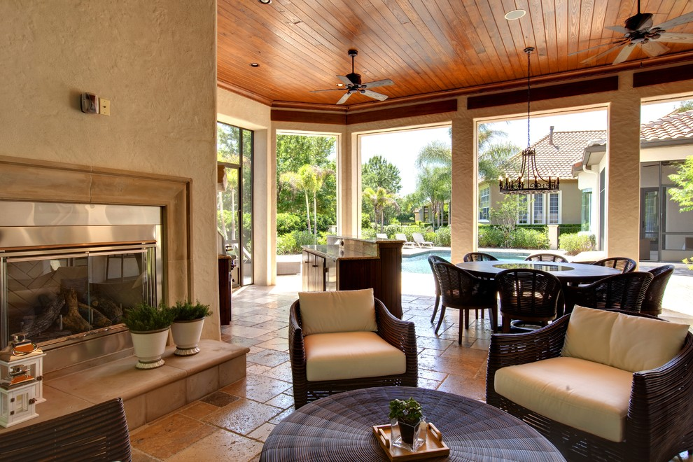 Outdoor Living - Mediterranean - Exterior - Orlando - by ... on Sunscape Outdoor Living id=93615