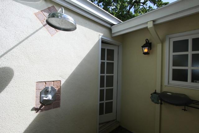 Outdoor Shower eclectic-exterior