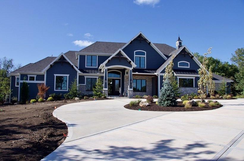 Overland Park Custom Home Design