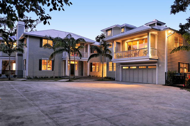 Oyster Bay Sarasota Traditional Exterior Tampa By Onyx Development Group