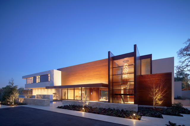 OZ House - Modern - Exterior - San Francisco - by Swatt | Miers ...