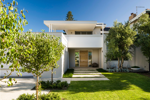 Ozone Modern Exterior Perth By Swell Homes
