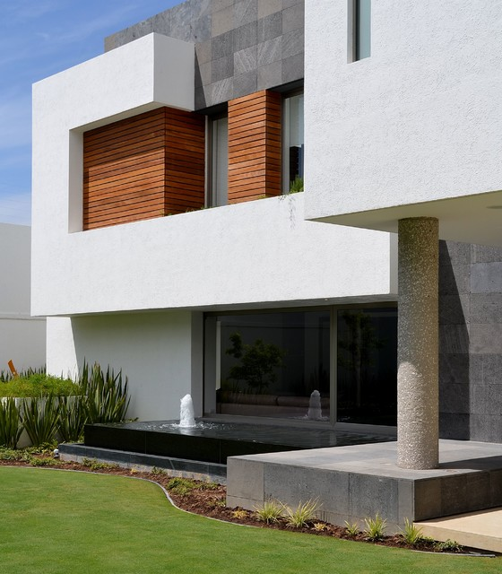 P j house contemporary exterior other metro by adi for Arquitectura y diseno interior