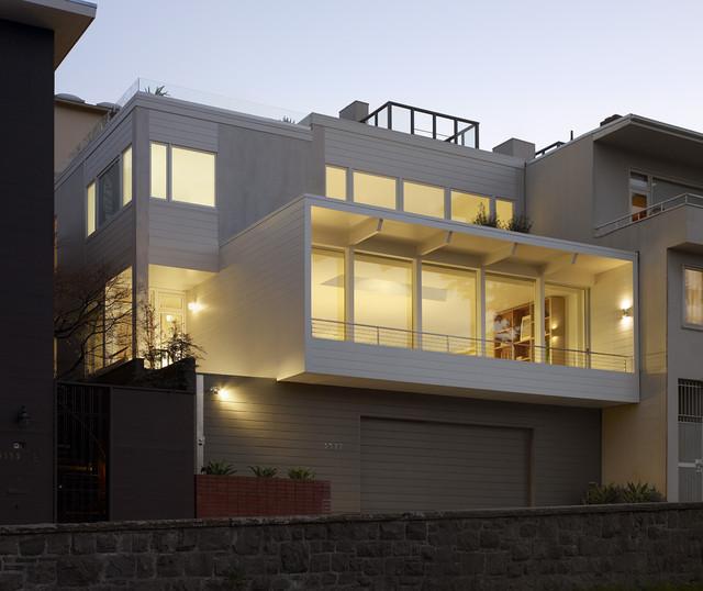 Pacific Avenue - John Maniscalco Architecture