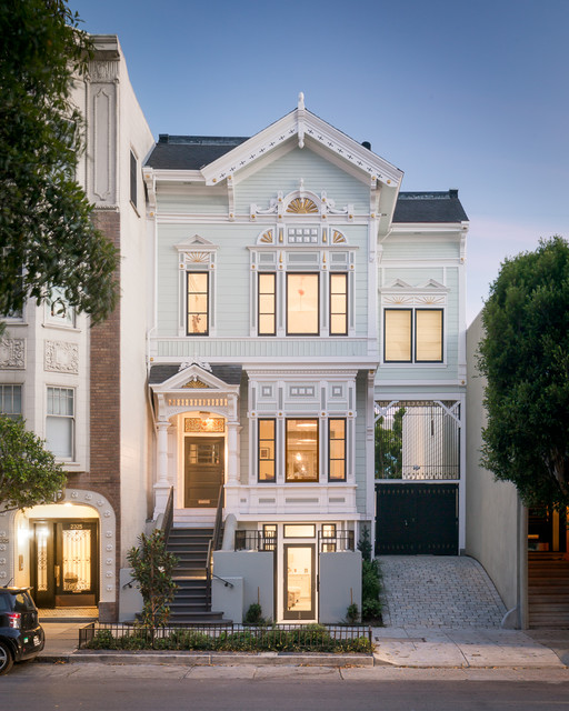 House Rent San Francisco: Pacific Heights Residence
