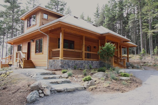 Pacific Northwest Craftsman