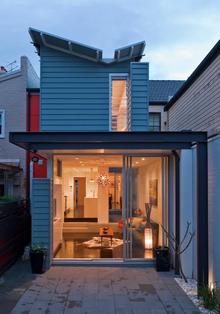 Paddington butterfly house contemporary exterior