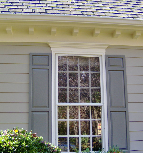 Painted Room Exteriors