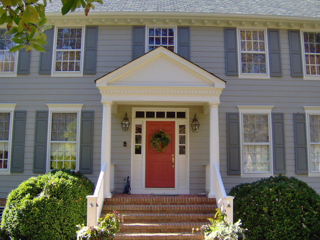 Painted Room Exteriors traditional-exterior