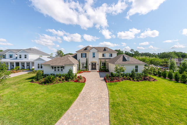 Palencia Dream Homes The Rosedale Transitional