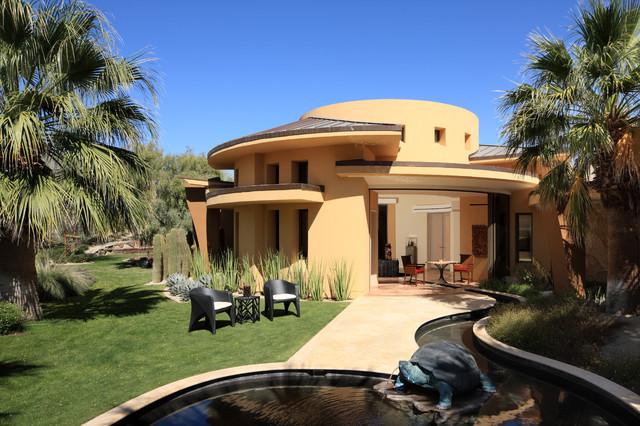 Palm Desert Exterior southwestern-exterior