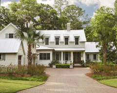 Palmetto Bluff - Private Residence traditional-exterior