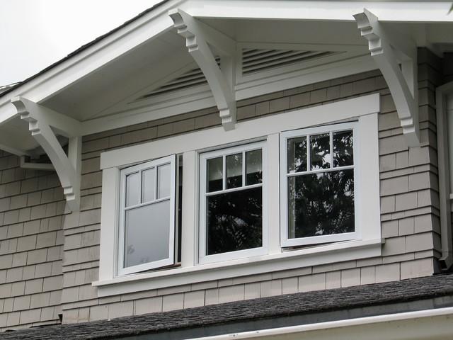 Palo Alto craftsman traditional-exterior