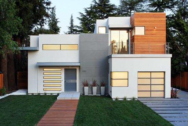 Palo Alto house 1 exterior