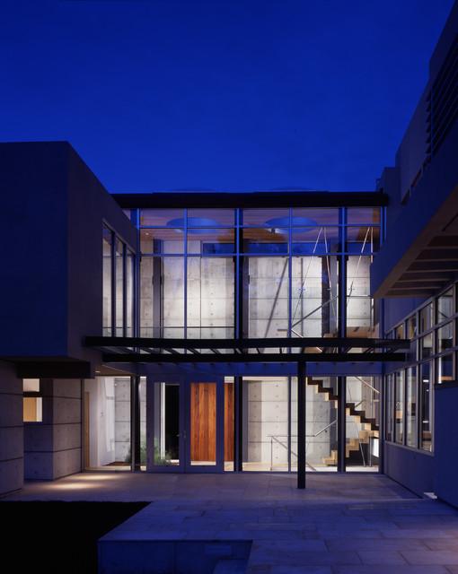 Palo Alto Residence Modern Exterior San Francisco