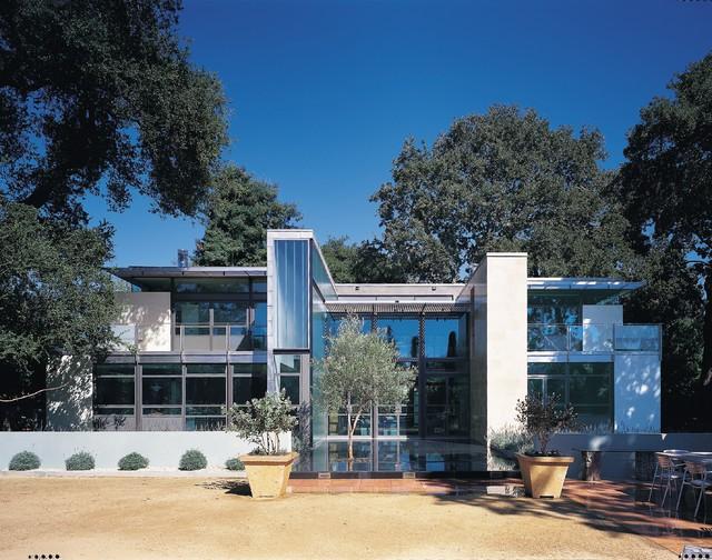 Palo Alto Residence contemporary-exterior