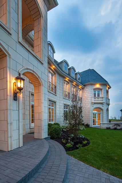 Loeffler Residence traditional-exterior