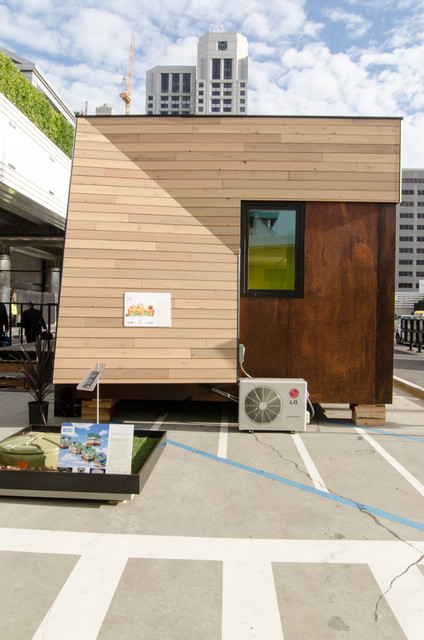 Paradigm Unit @ Greenbuild Conference modern-exterior