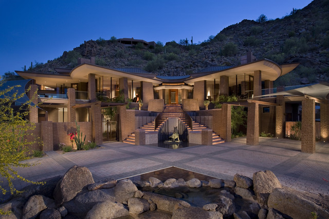 Paradise Valley, Arizona contemporary exterior