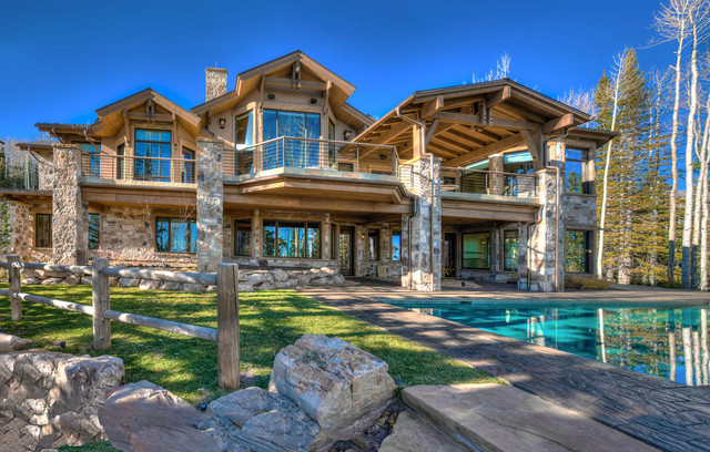 Park City Mountain Modern House