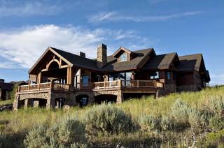 Park City Utah Mountain Estate By Markay Johnson Construction
