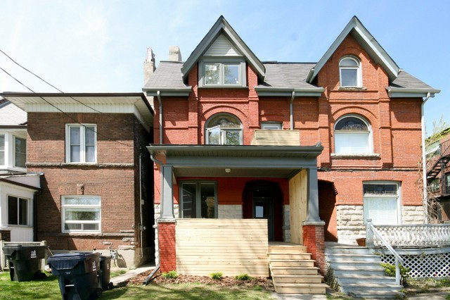 Parkdale traditional-exterior