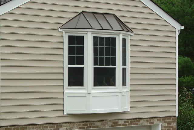 Parkton Exterior Remodel - Traditional - Exterior ...