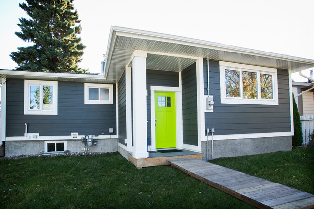 Exterior renovation services edmonton all side contracting for Exterior design specialists