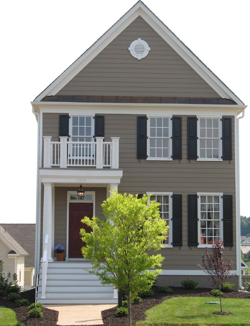 Parkview - Old Trail traditional-exterior