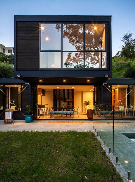Parnell House Auckland Nz Modern Exterior